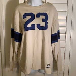 American Eagle Jersey Style Long Sleeve 23 Large
